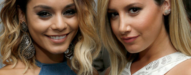 "Vanessa Hudgens und Ashley Tisdale, ""High School Musical""-Stars"