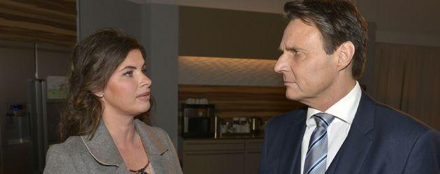 Wolfgang Bahro und Anne Brendler