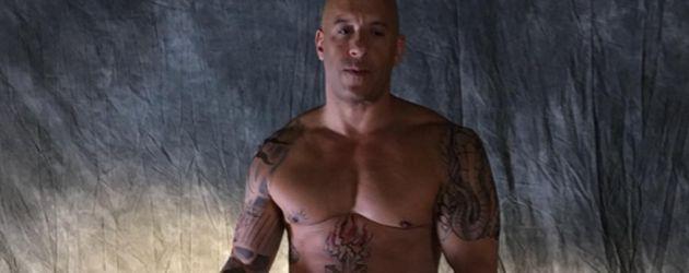 Vin Diesel als Xander Cage