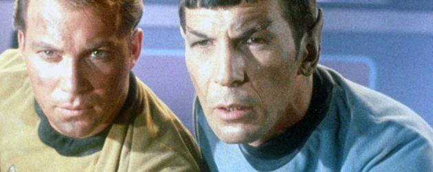 William Shatner und Leonard Nimoy
