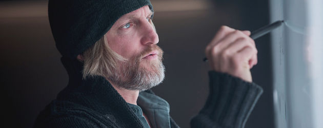 Hunger Games und Woody Harrelson