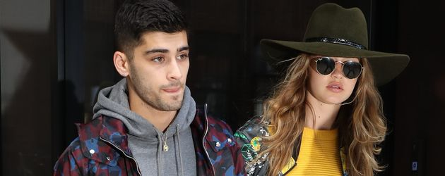 Zayn Malik und Gigi Hadid in New York